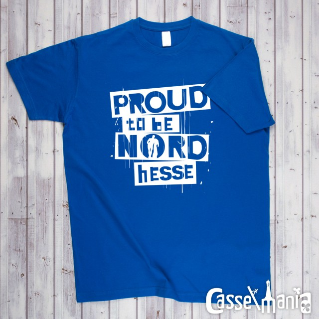 Proud to be NORDhesse - Unisex