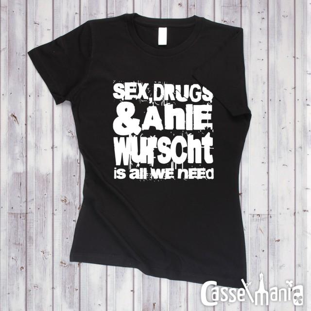 Sex, Drugs & Ahle Wurscht - Women