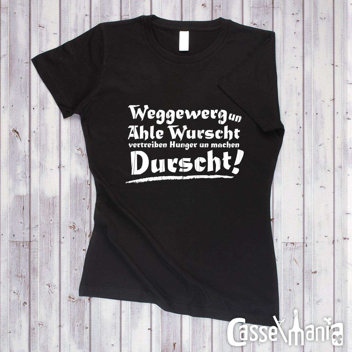 Weggewerg un Ahle Wurscht - Women