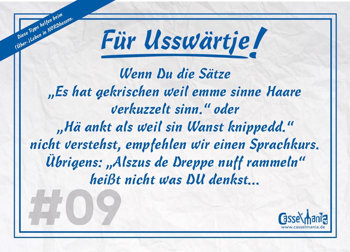 Postkarte für Usswärtje #9