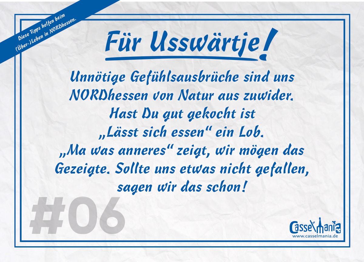 Postkarte für Usswärtje #6