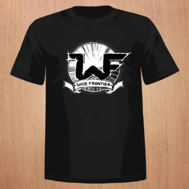 """Wild Frontier """"WF""""- T-Shirt - Unisex"""