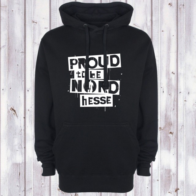 Proud to be NORDhesse - Unisex - Hoody