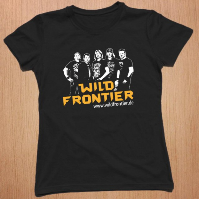"Wild Frontier ""Foto""- T-Shirt - Women"