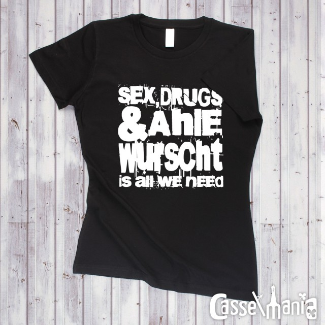 Sex, Drugs & Ahle Wurscht - Women