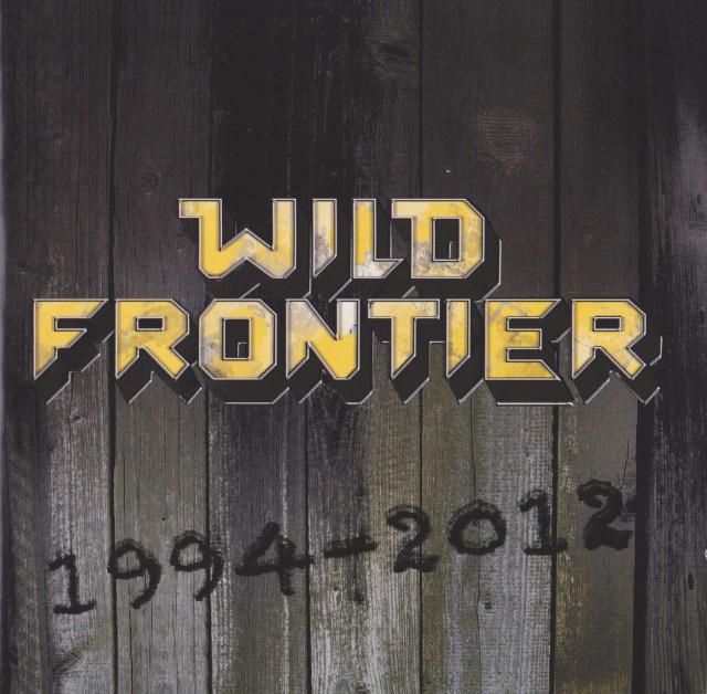 Wild Frontier - CD - 2012