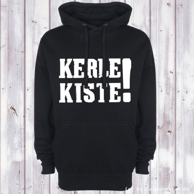 Kerle Kiste - Unisex - Hoody