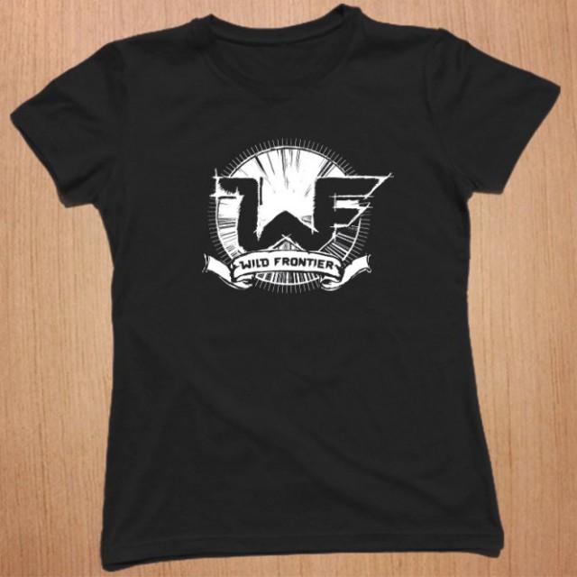 "Wild Frontier ""WF""- T-Shirt - Women"