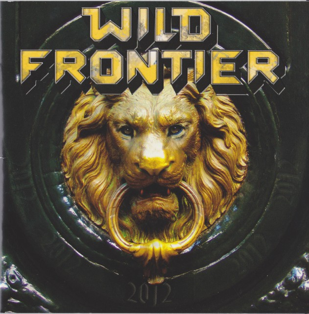 Wild Frontier - CD - 1994 - 2012 Best of Album 2012