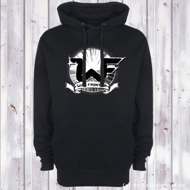 Wild Frontier WF - Unisex - Hoody