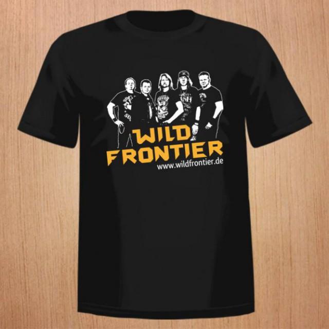"Wild Frontier ""Foto""- T-Shirt - Unisex"